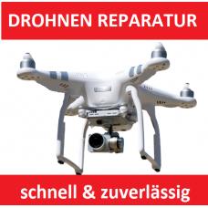 Drohnen Reparatur - Diagnose