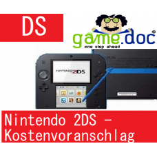 Nintendo DS Kostenvoranschlag