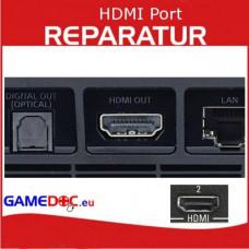 PS4 HDMI Reparatur