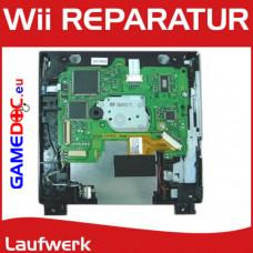 Wii Laufwerkstausch Reparatur incl. Laser