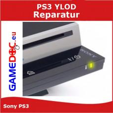 PS3 YLOD Reparatur
