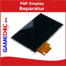 PSP Display Reparatur