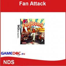 Nintendo DS Spiel MTV Fan Attack
