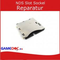 Nintendo 3DS XL Spielkartenslot  Kartenslot Slot Reparatur austauschen