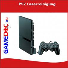 PS2 Playstation 2 Laserreinigung