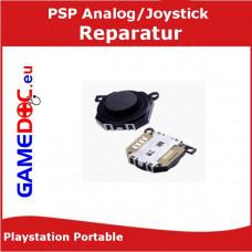 PSP Analog joystick Reparatur Austausch
