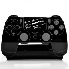 PS4 Game Rack5 inkl.Wunsch- Lasergravur