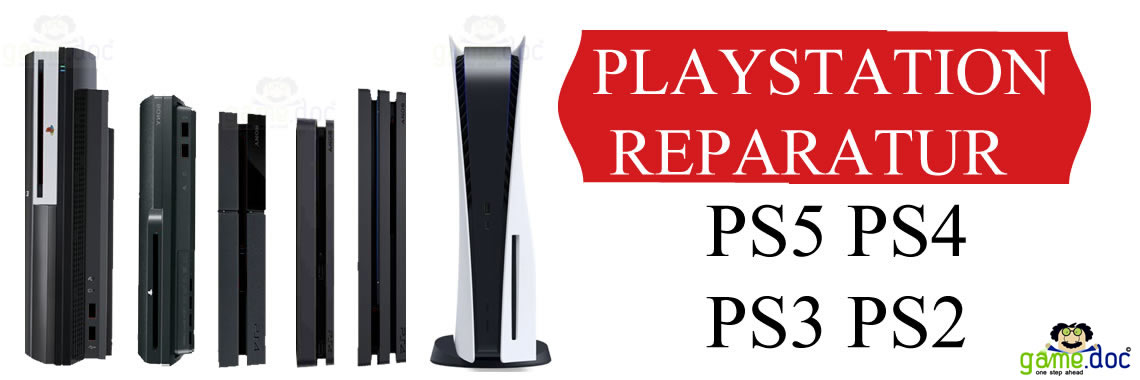 Playstation Reparatur