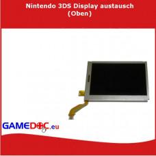 Nintendo 3DS  Display Oben Austausch