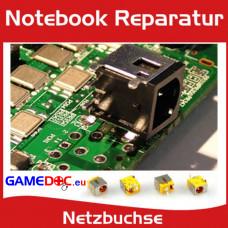Reparatur Strombuchse Netzbuchse Notebook Laptop