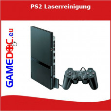 Playstation 2 Laserreinigung