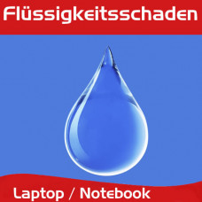 Notebook Laptop Flüssigkeitsschaden