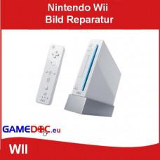 Nitendo Wii zeigt kein Bild